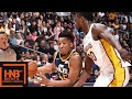 Los Angeles Lakers vs Utah Jazz Full Game Highlights / April 8 / 2017-18 NBA Season
