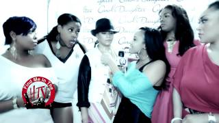 R&B Divas Faith Evans, Monifah Carter, Nicci Gilbert,, Syleena Johnson & Keke Wyatt
