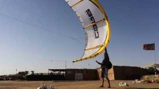 Kitesurf El Gouna Februar 2014