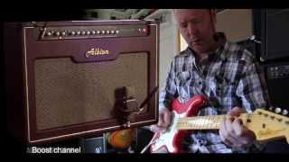 Albion Amps UK: GS30C 6 Voice combo - (short) demo