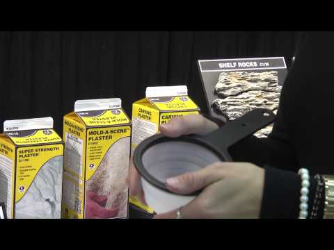 Woodland Scenics Karton Diorama Kit Mountain SP4111 bestes