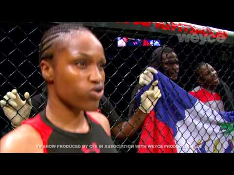 BEST MMA FIGHTS /  PEGGY MORGAN Vs REVELINA BERTO
