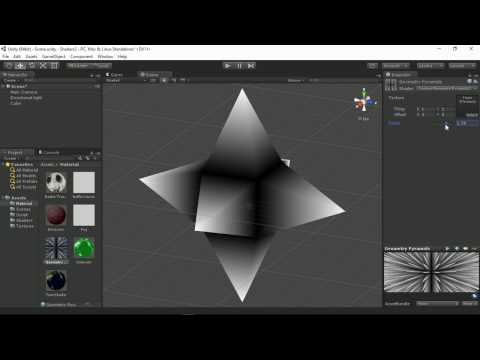 Unity geometry shader : Turn quads into pyramids