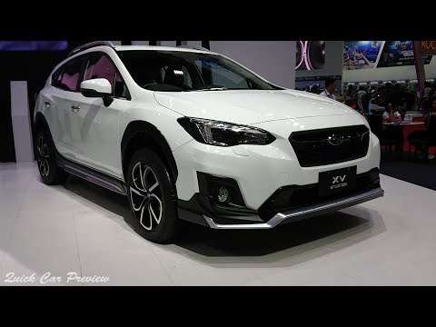 2020 Subaru XV GT Edition 2.0 AWD   Quick Preview from YouTube · Duration:  4 minutes 31 seconds