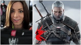 CD PROJEKT RED tour for THE WITCHER 3: WILD HUNT!