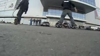 Wheelman outback, g-wheel, revo, bushpig @ motopark 2010