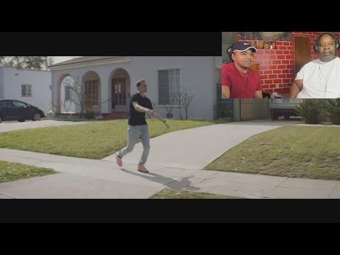 Dad Reacts to Logic - Black SpiderMan ft. Damian Lemar Hudson