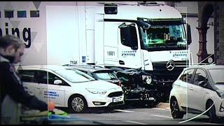 Terrorcselekménynek minősítették a németországi Limburgban történt teherautós támadást