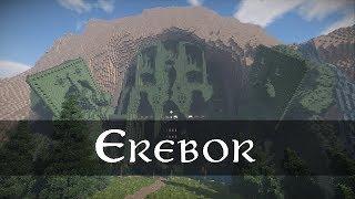 Minecraft Erebor - Cinematic