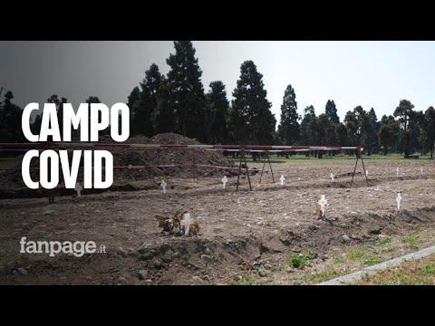"""Milano, al cimitero Maggiore le vittime del Covid che nessuno reclama: """"Non sono fosse comuni"""" from YouTube · Duration:  3 minutes 59 seconds"""
