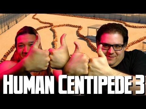 Human Centipede 3 - Count Jackula Horror Vlog