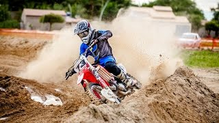 Motocross de Remanso 2014 – Circuito Prainha - Treino