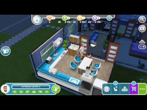 Lp. The Sims Freeplay #33 Задание Супер малыш!
