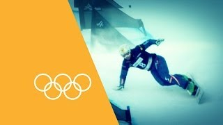 Olympic Games Debuts - Snowboard Parallel Slalom | 90 Seconds Of The Olympics