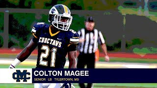 Football: Colton Magee