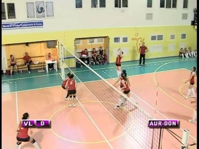 Aurelio SG vs Don Bosco Nuovo Salario - 3° Set