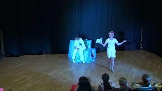 «451 градус по Фаренгейту», спектакль по произведению Рэя Брэдбери