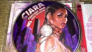 Baixar Unboxing Ciara - Fantasy Ride (Deluxe edition)