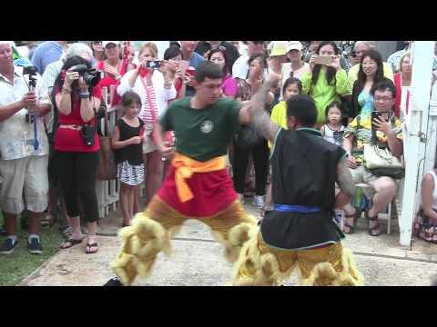 Chinese New Year, Lahaina, Hawaii