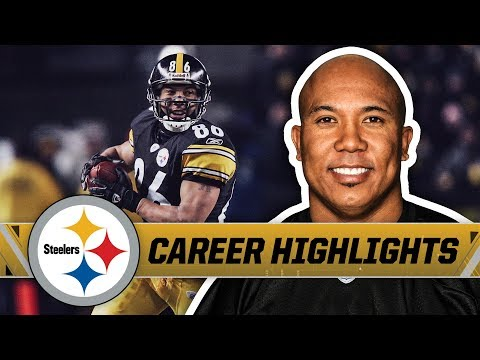 Hines Ward Career Highlights | Pittsburgh Steelers - YouTube