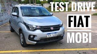 TEST DRIVE FIAT MOBI / El Pequeño de CIUDAD / Matias Lara