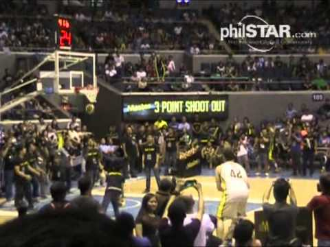 Kevin Love shows shooting skills in front of Pinoy fans