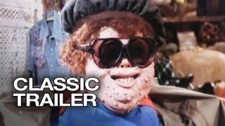 The Garbage Pail Kids Movie Official Trailer #1 - Phil Fondacaro Movie (1987) HD