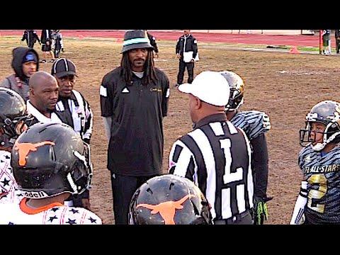 Snooperbowl Scottsdale Az Snoop Dogg All Stars Vs Texas All Stars 2015 Youtube