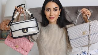Designer Handbag Collection | Hermes, Chanel, LV, Dior..  Tamara Kalinic