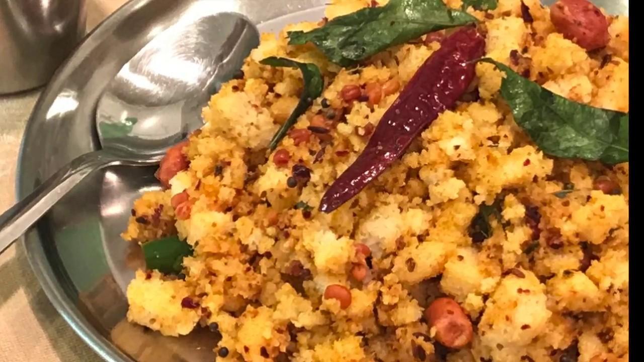 how to prepare masala upma