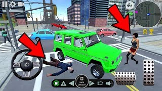 Offroad G Class 2018 - Fun Green SUV Game 😆🤣 - Android gameplay