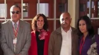 فيلم تسجيلي عن الدكتور خالد الحلبي رئيس الاتحاد العربي للمكتبات والمعلومات