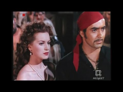 Il cigno nero. (1942) con Tyrone Power - Maureen O'Hara _ Fi