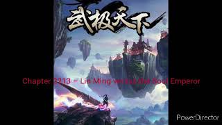 MARTIAL WORLD Chapter 2213 – Lin Ming Versus The Soul Emperor