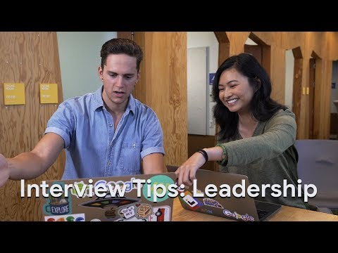 Prepare for Your Google Interview: Leadership