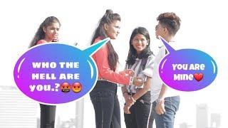 Comment Trolling Prank #1 Ft. Rahil   Marine Drive   Pranks In Mumbai 2019   Bantai It's Prank