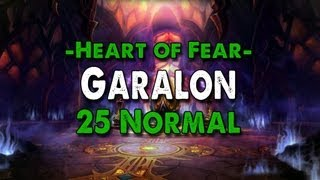 Method vs Garalon (25 Normal)
