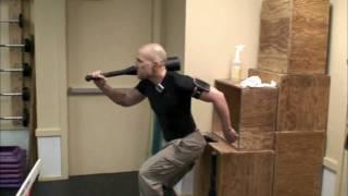 TACFIT Kickboxer 1D with Scott Sonnon