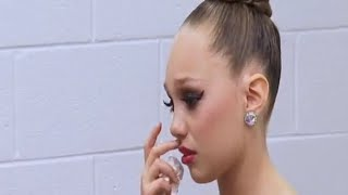 dance moms maddie runs away and cries s3 e05