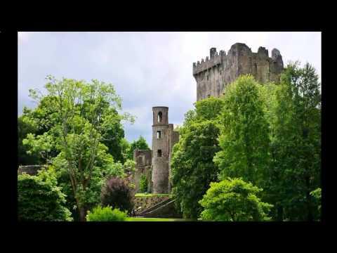 Замок Бларни.  Ирландия.