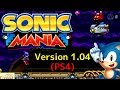 Sonic Mania Version 1 04 PS4 Sonic Tails Full Playthrough mp3