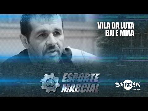 VILA DA LUTA - BJJ MMA - SÉRIE MANIACOS - ESPORTE MARCIAL