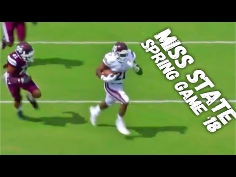 Mississippi State Spring Game | Highlights & Film Study