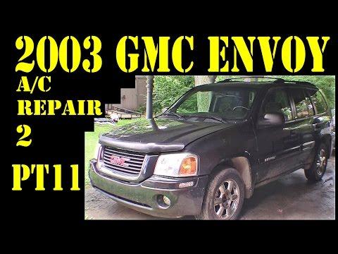 New AC Compressor A//C for GMC Buick Chevrolet Envoy Rainier Trailblazer 4.2L