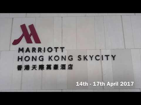 Hong Kong SkyCity Marriott Hotel, Lantau, Hong Kong