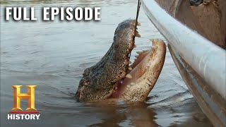 Swamp People: Full Episode - Ten Deadliest Hunts (Season 4, Episode 24) | History
