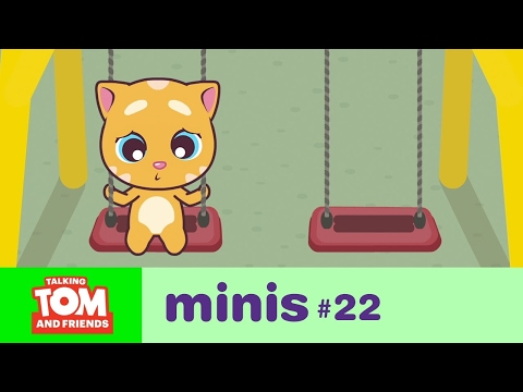 Thumbnail: Talking Tom and Friends Minis - Lonely Boy Ginger (Episode 22)