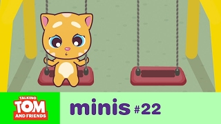 Talking Tom and Friends Minis - Lonely Boy Ginger (Episode 22)