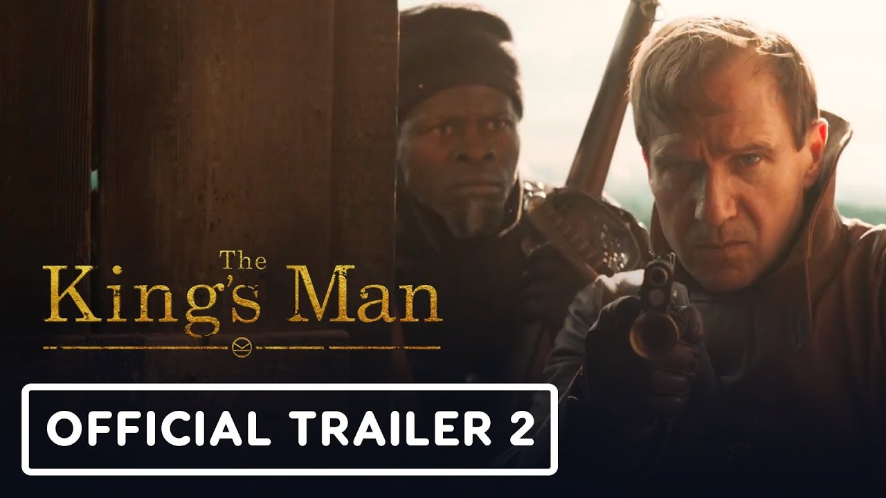 The King's Man - Official Trailer 2 (2020)  Ralph Fiennes, Gemma Arterton