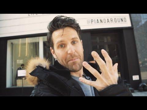 New York city Music Pop Up!